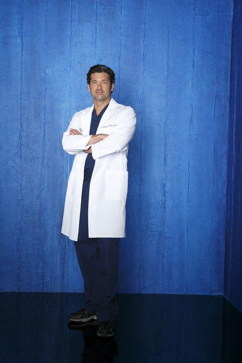 (9. Staffel) - Nicht nur beruflich, sondern auch privat läuft nicht immer alles nach Plan: Dr. Derek Shepherd (Patrick Dempsey) ... - Bildquelle: ABC Studios