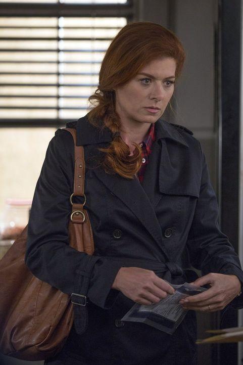 Als Jake Broderick vom Noch-Ehemann zu Lauras Vorgesetztem auf dem Revier wird, ist Laura (Debra Messing) sprachlos ... - Bildquelle: Warner Bros. Entertainment, Inc.
