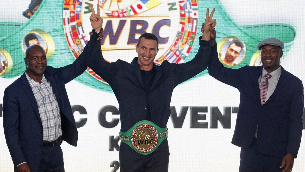 Wladimir Klitschkos träumt davon, der älteste Schwergewichts-Weltmeister der... - Bildquelle: 2018 imago
