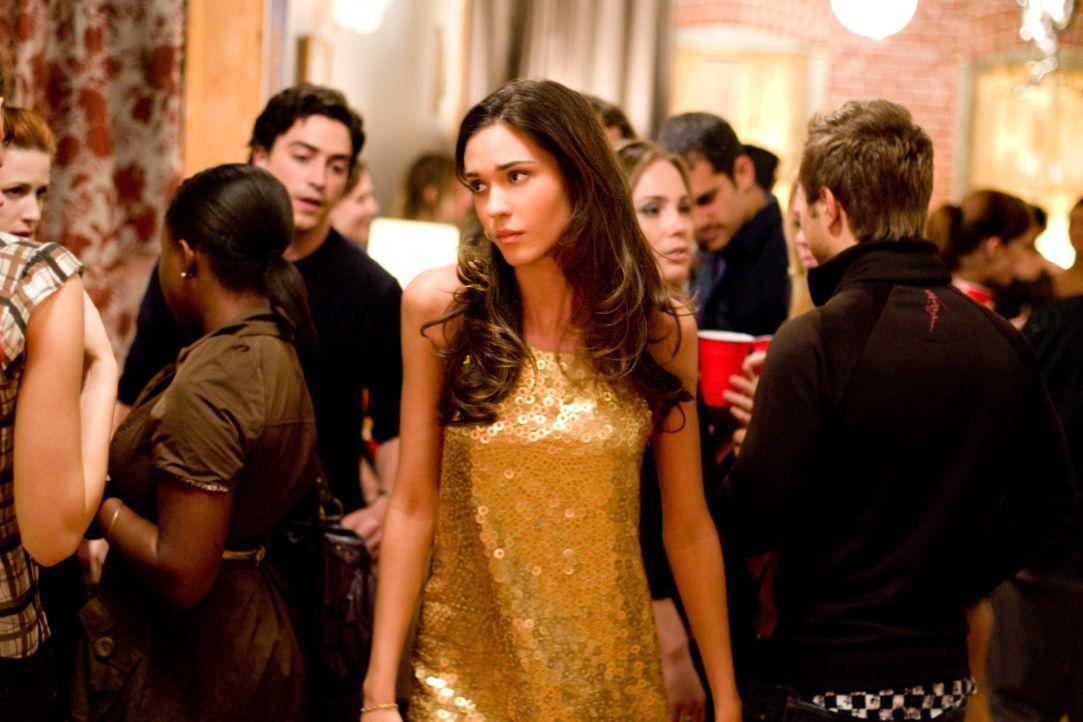 Ahnt nicht, dass die schönsten Stunden ihres Lebens gezählt sind: Beth (Odette Yustman) ... - Bildquelle: Paramount Pictures