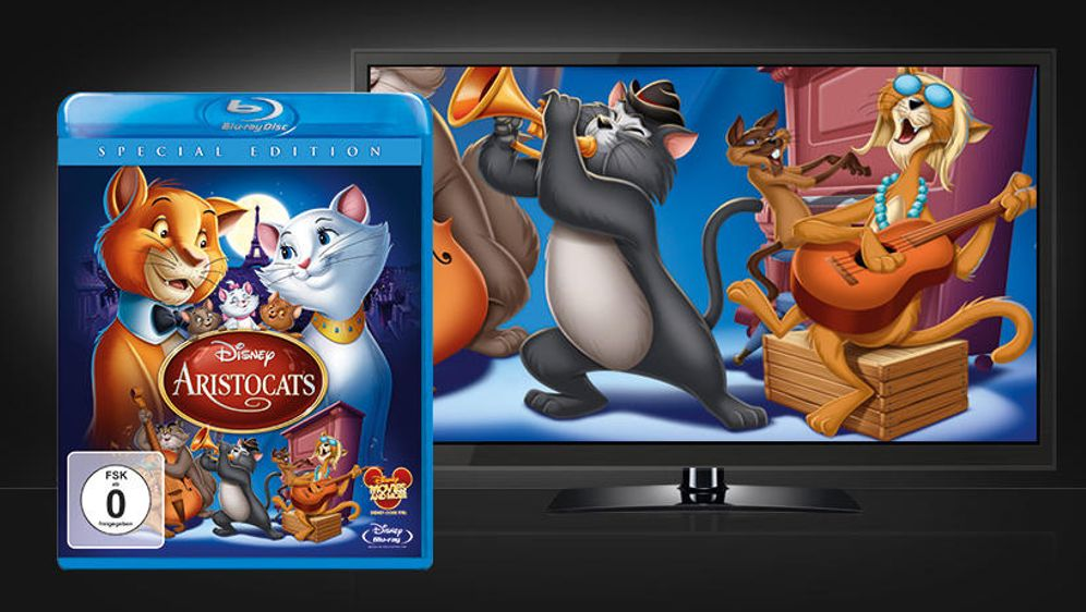 Aristocats - Bildquelle: Walt Disney Studios