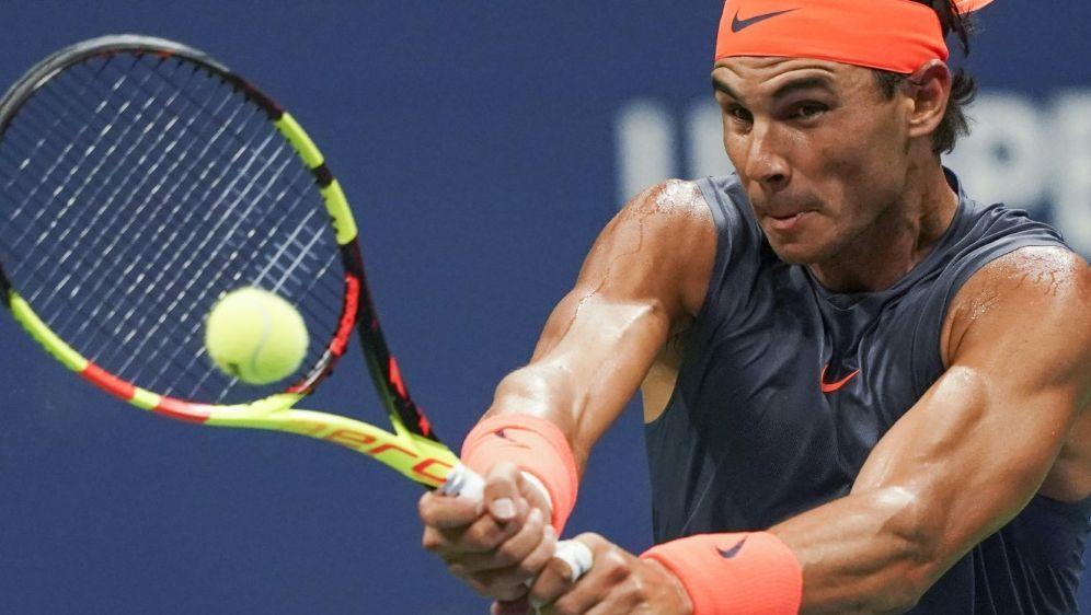 Rafael Nadal erhält in der ersten Runde ein Freilos - Bildquelle: AFPSIDEDUARDO MUNOZ ALVAREZ