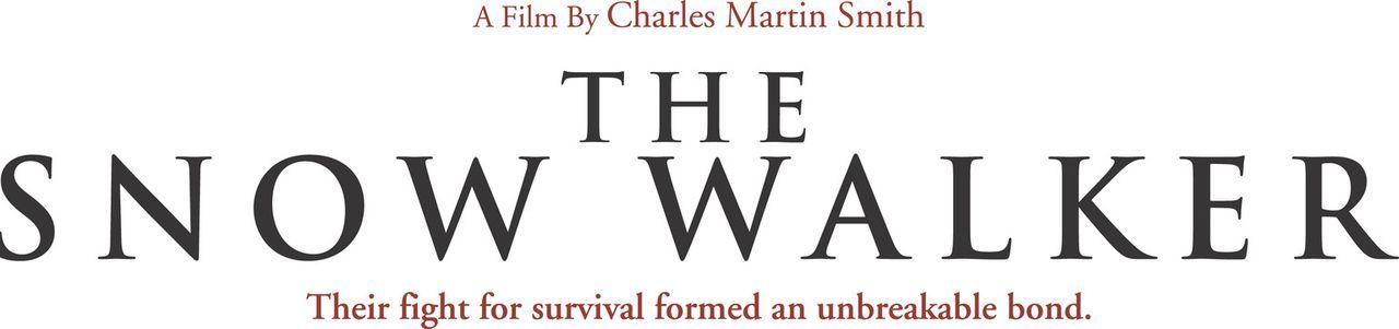 """The Snow Walker"" - Logo - Bildquelle: Overseas Filmgroup"
