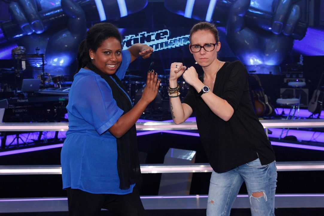 battle-menna-vs-july-02-the-voice-of-germany-huebnerjpg 2160 x 1440 - Bildquelle: SAT.1/ProSieben/Richard Hübner