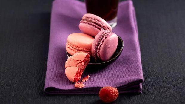 Backrezept: Feine Macarons runden jedes Kaffeekränzchen oder Dessert ab