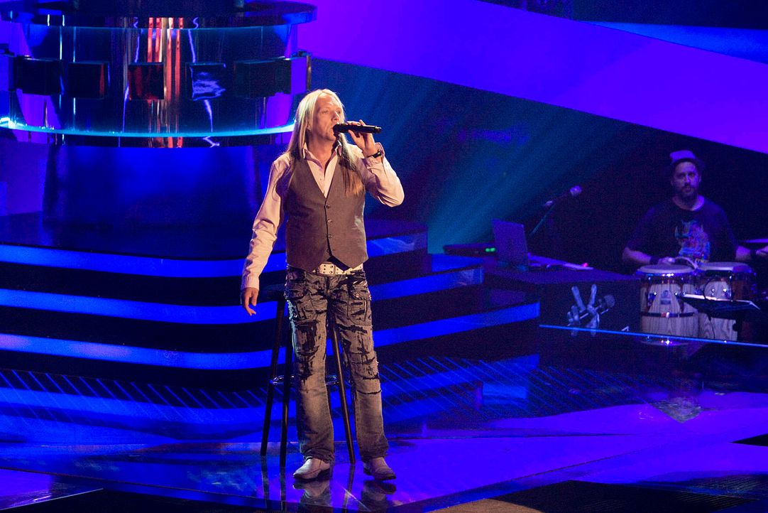 the-voice-stf01-epi01-38-tom-richard-huebner-prosiebenjpg 1772 x 1182 - Bildquelle: Richard Hübner