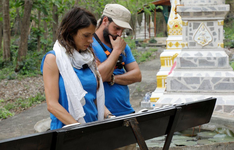 Global Gladiators - Jana Pallaske und Manuel Cortez - Bildquelle: ProSieben/Richard Hübner