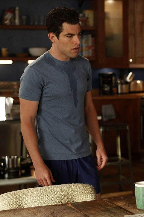 Schmidt (Max Greenfield) gerät mit Nick in einen erbitterten Konkurrenzkampf ... - Bildquelle: 20th Century Fox