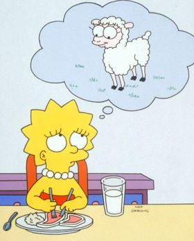 Die Simpsons - Ein schwerer Schlag für die Familie: Lisa ist entschlossen, ih...