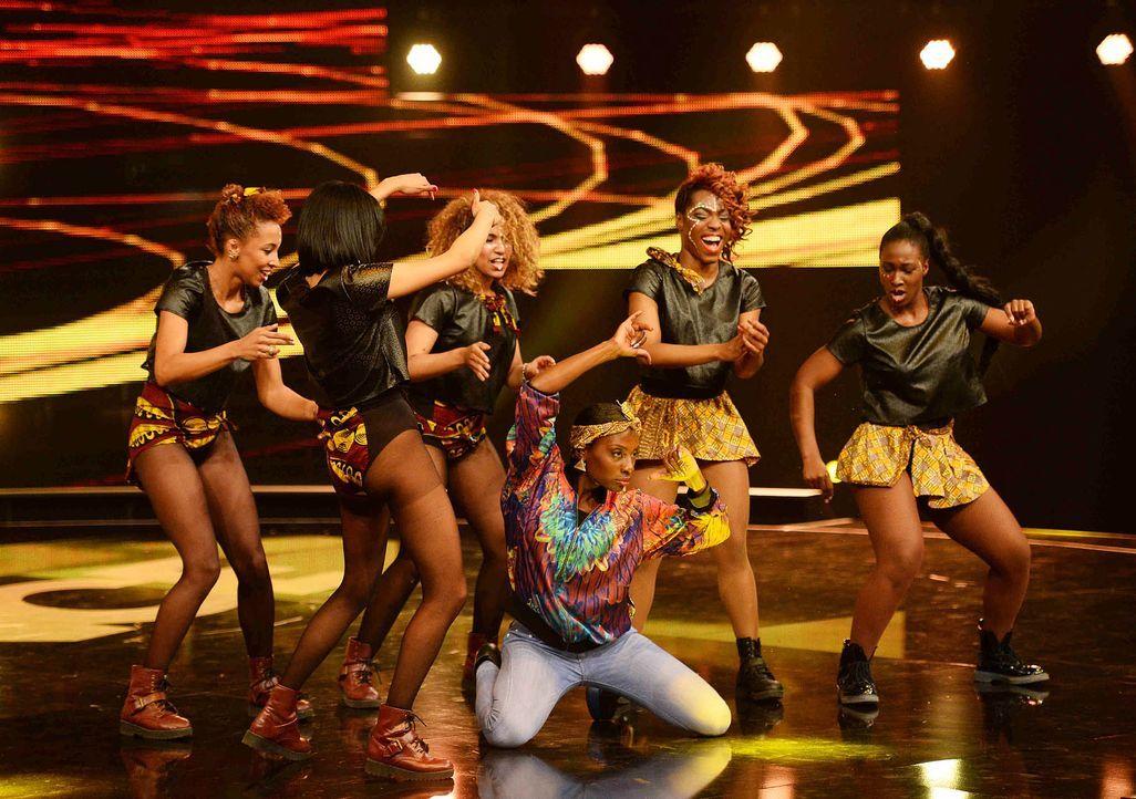 Got-To-Dance-Afro-Flavour-10-SAT1-ProSieben-Willi-Weber - Bildquelle: SAT.1/ProSieben/Willi Weber