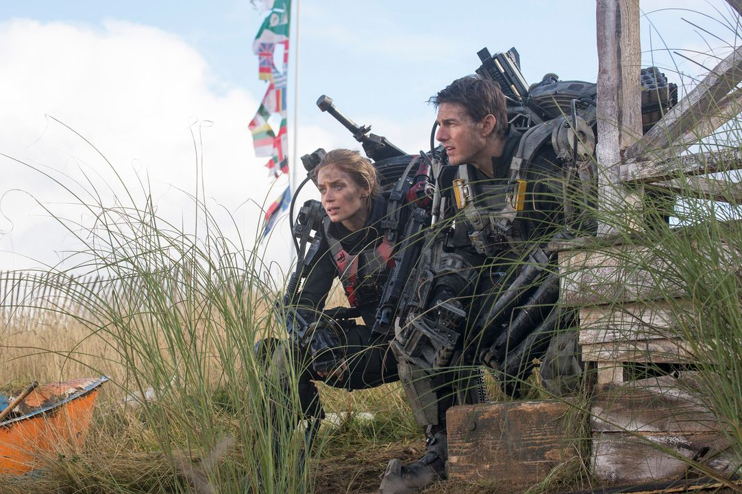 Edge-of-Tomorrow-02-Warner-Bros-Entertainment - Bildquelle: 2013 Warner Bros. Entertainment Inc.