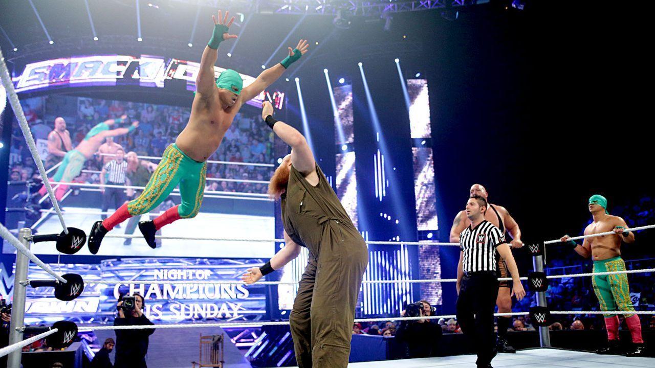 Bilder SmackDown 20. September (5)