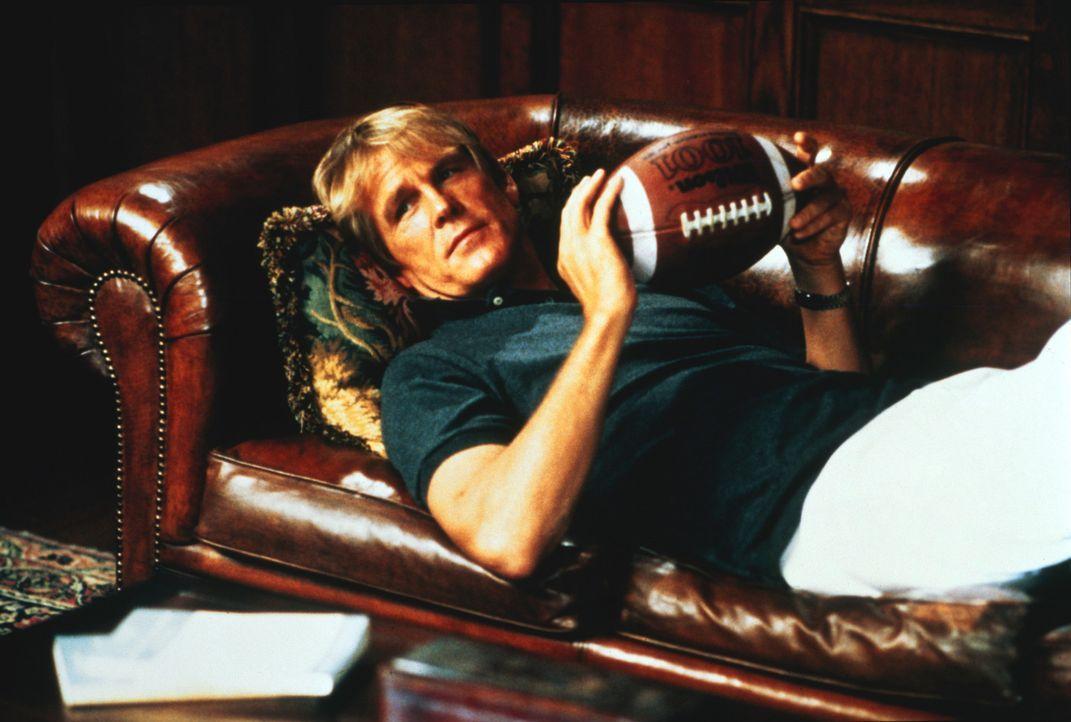 Tom Wingo (Nick Nolte) steht vor dem Scherbenhaufen seines Lebens: Er hat seinen Job verloren, seine Frau betrügt ihn. Um so härter trifft Tom die... - Bildquelle: Columbia Pictures