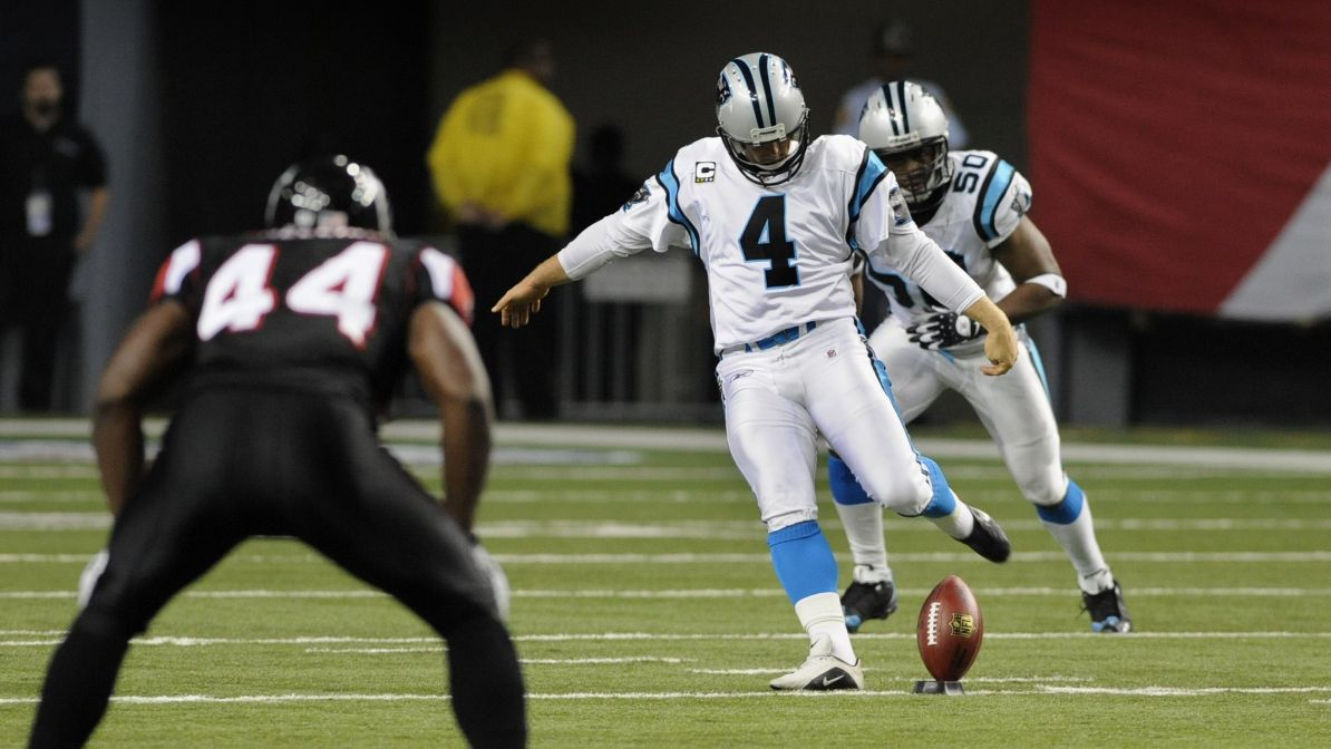 Carolina Panthers - John Kasay - Bildquelle: Getty Images