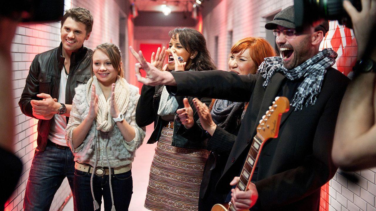 The-Voice-Kids-Nachher-Alexandra-01-Andre-Kowalski - Bildquelle: SAT.1/Andre Kowalski