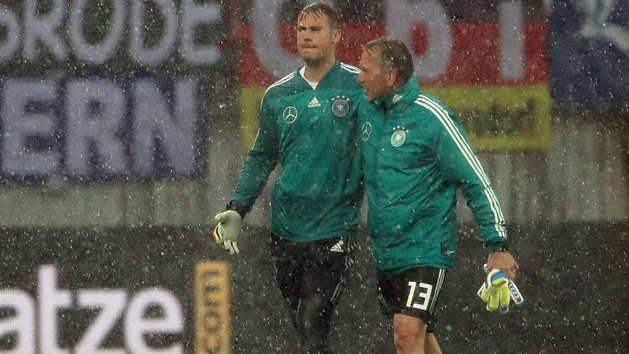 So lief Manuel Neuers Comeback - Bildquelle: imago/HMB-Media