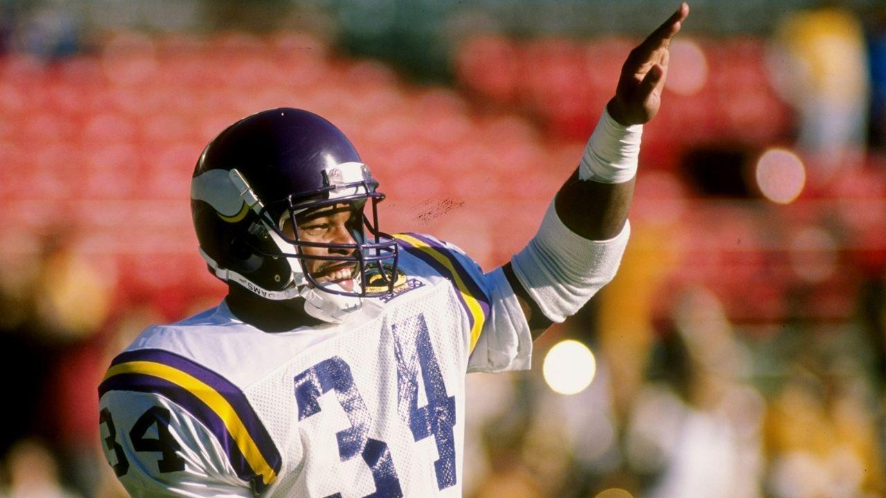 Herschel Walker - 1989 von den Cowboys zu den Vikings - Bildquelle: Getty Images