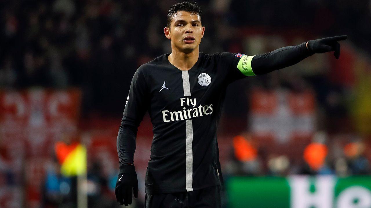 Thiago Silva - Bildquelle: 2018 Getty Images