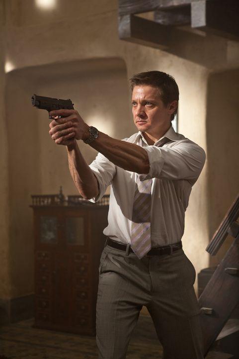 William Brandt (Jeremy Renner) war selbst mal Geheimagent und schiebt sich nun einen fürchterlichen Mord in Schuhe. Um etwas Gutes zu tun, hilft er... - Bildquelle: 2011 Paramount Pictures.  All Rights Reserved.