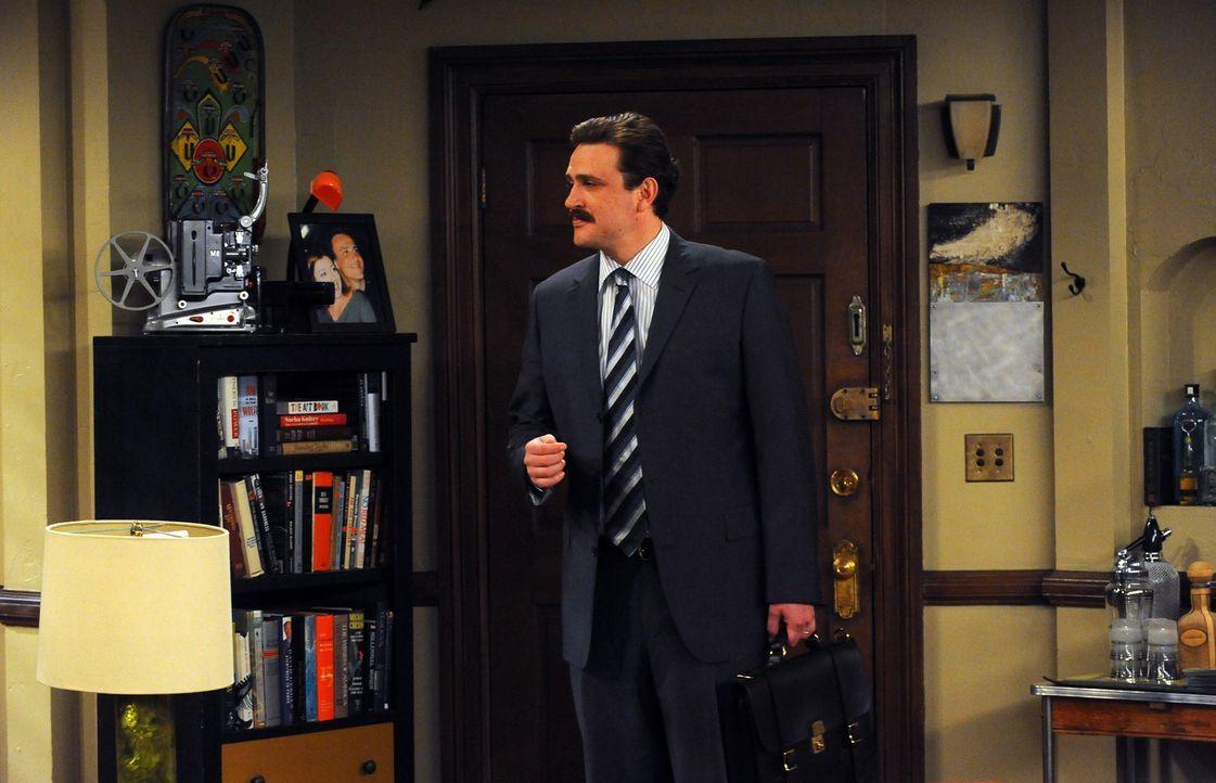 Ist von seiner Vorstellung für das Jahr 2009 nicht begeistert: Marshall (Jason Segel) ... - Bildquelle: 20th Century Fox International Television