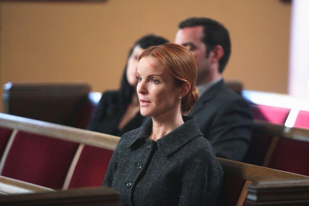 Gerade erst haben sie sich ihre Liebe gestanden, nun muss Bree (Marcia Cross) schon wieder Abschied von Karl nehmen .. - Bildquelle: ABC Studios