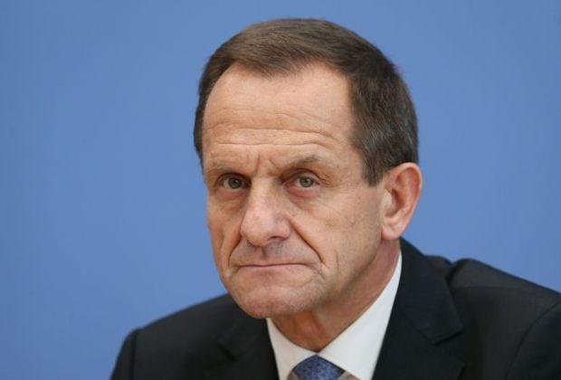 """DOSB-Chef Hörmann: """"Finanziell hängen wir in der Luft"""""""