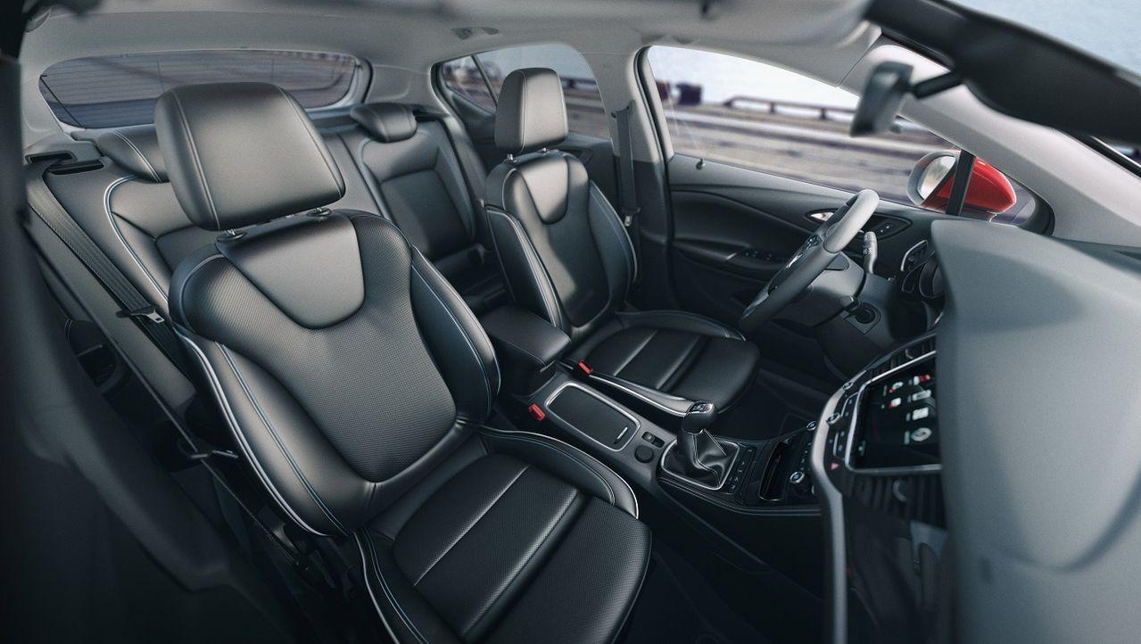 Opel-Astra-Seats-296466_small - Bildquelle: GM Company