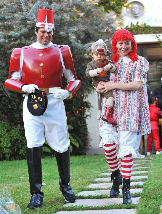 Stars an Halloween: Alyson Hannigan - Bildquelle: WENN.com