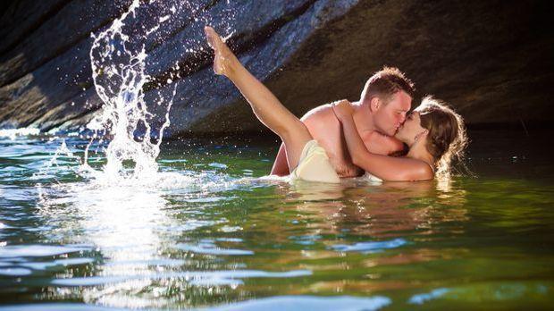 Sex im Wasser