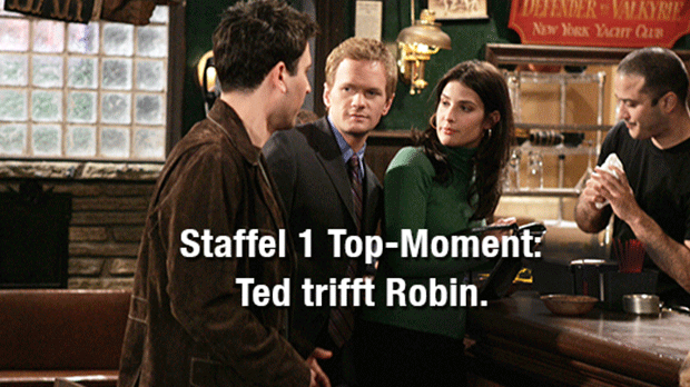 HIMYM Top Moment8 - Bildquelle: twentieth Century Fox and all of its entities all rights reserved