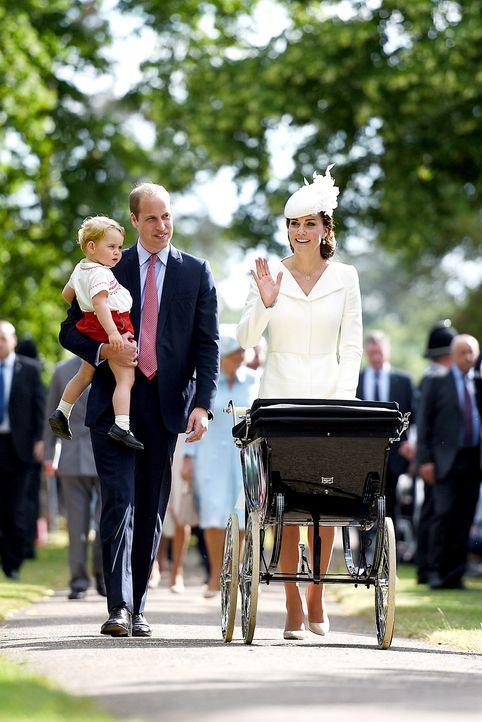 Taufe-Prinzessin-Charlotte-15-07-05-25-AFP - Bildquelle: AFP