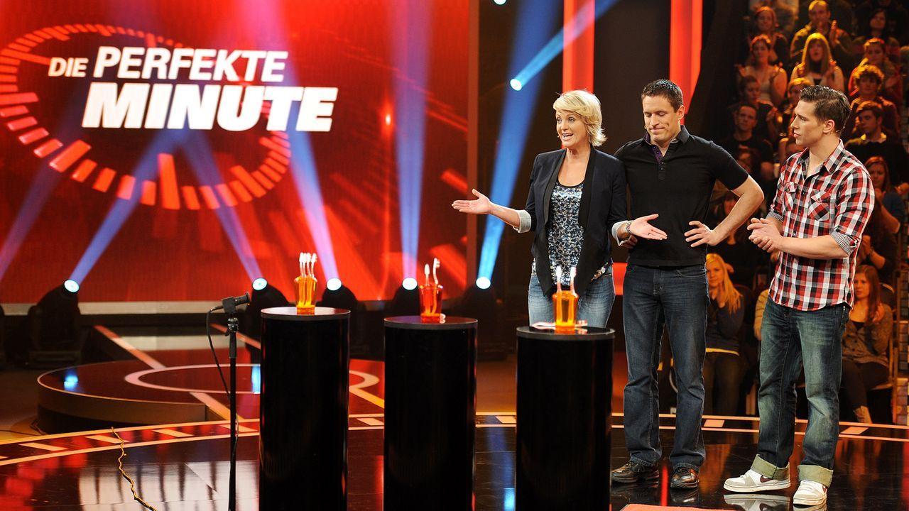 die-perfekte-minute-staffel03-120629-13-SAT1-Willi-Weber - Bildquelle: Willi Weber / SAT.1