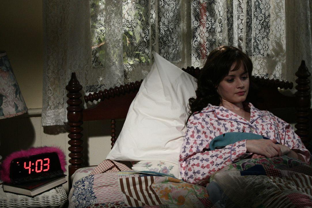 Kurz vor ihrem 21. Geburtstag schwelgt Rory (Alexis Bledel) in Erinnerungen. Als sie noch klein war, hatten sie und ihre Mutter jede Menge Pläne, wi... - Bildquelle: Copyright Warner Brother International Television