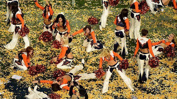Super Bowl 50 Rekorde - Bildquelle: 2016 Getty Images