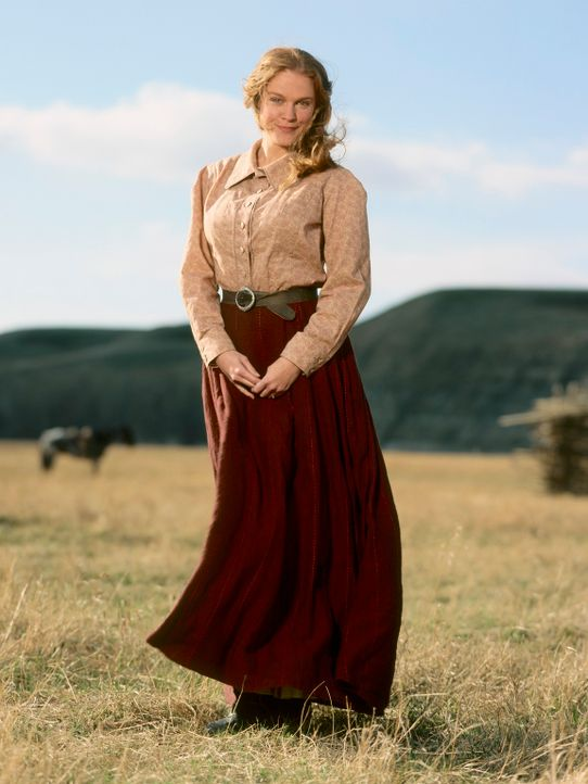 Eine strapaziöse Reise geht für Caroline (Erin Cottrell) und ihre Familie zu Ende, als sie endlich das neue Haus erreichen, doch die Probleme fangen... - Bildquelle: ABC, Inc.