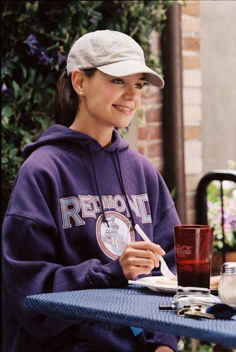 Nicht oft gelingt es Samantha (Katie Holmes), ihren Bewachern oder der Presse zu entkommen ... - Bildquelle: Epsilon Motion Pictures GmbH