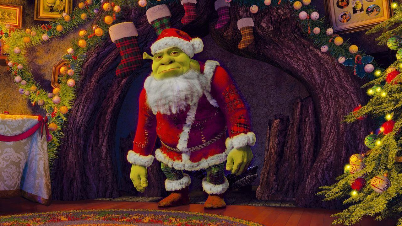 Shreks Ehrgeiz kombiniert mit den verwirrenden Tipps seiner Freunde führt dazu, dass dem Märchenland ein wirklich einzigartiger und unvergessliche... - Bildquelle: 2007   DreamWorks Animation LLC.  All rights reserved.