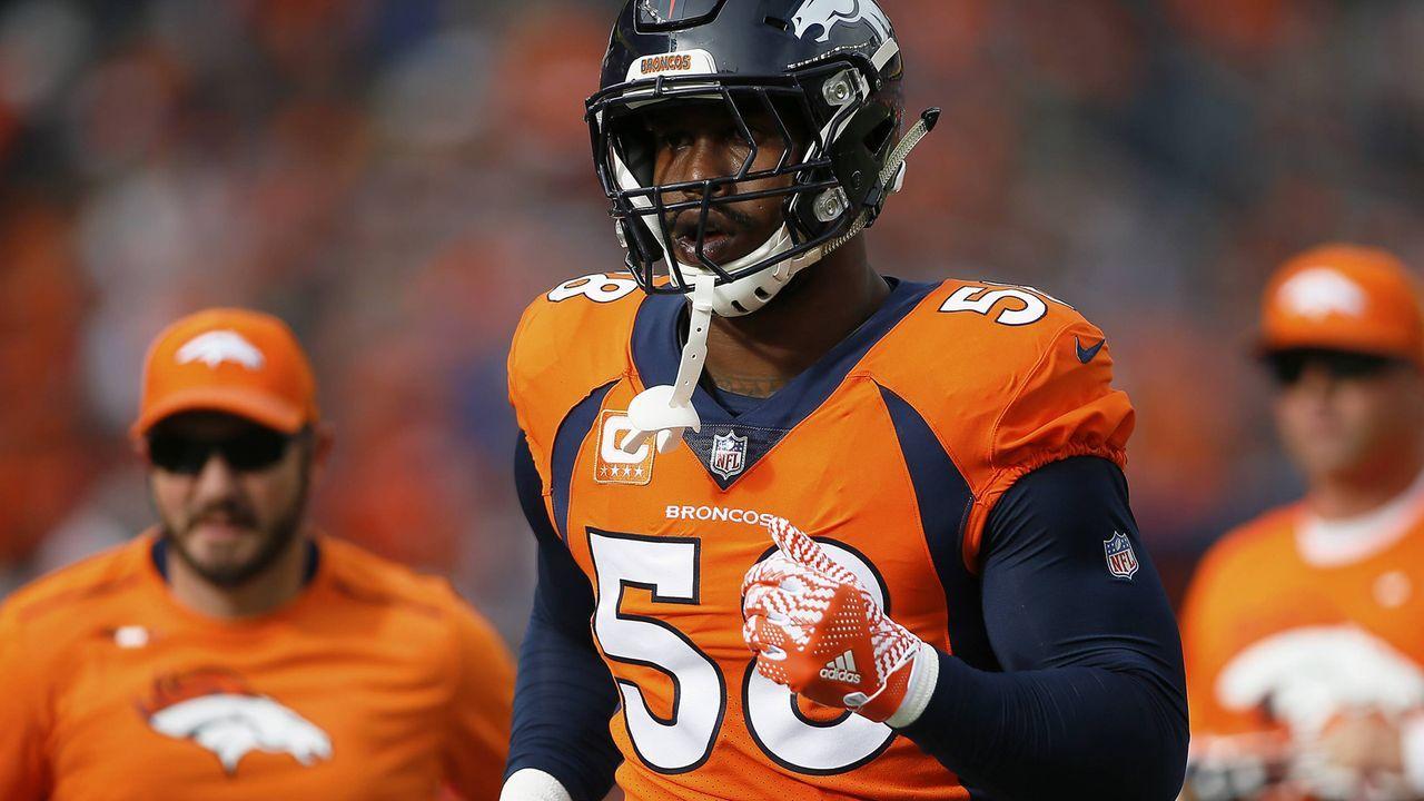 Denver Broncos (3 Spieler) - Bildquelle: imago/Icon SMI