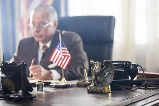 Franklin D. Roosevelt war über zwölf Jahre Präsident der USA, als er im April...