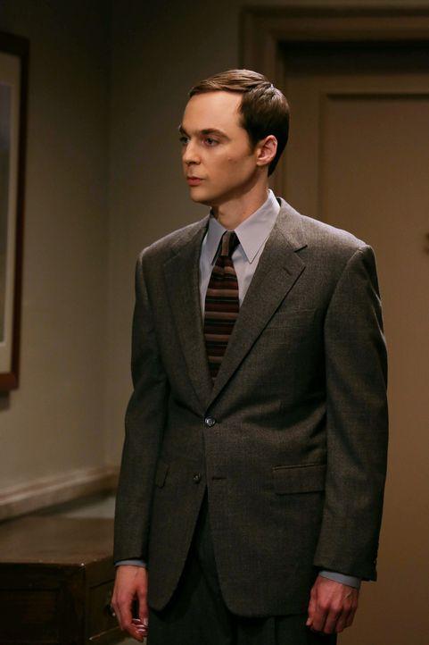Muss Amy nach dem, was sie gemacht hat, bestrafen: Sheldon (Jim Parsons) ... - Bildquelle: Warner Bros. Television