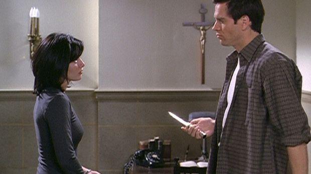 Brendan (Shawn Christian, r.) steht vor einer schweren Entscheidung: Soll er...