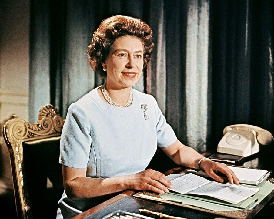 Queen-ElizabethII-Prinz-Philip-Dezember-1971-AFP - Bildquelle: AFP