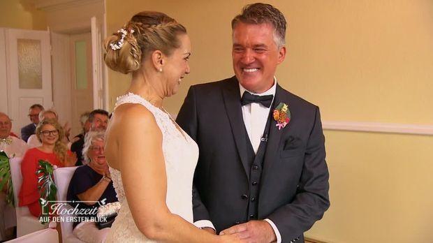 Hochzeit Auf Den Ersten Blick - Hochzeit Auf Den Ersten Blick - Herzklopfen Und Große Gefühle