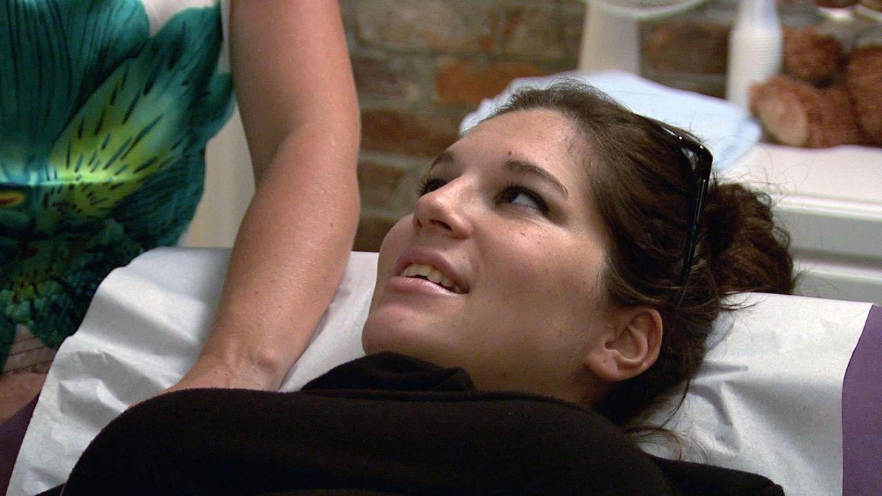 Megan ist der festen Überzeugung, dass eine Adoption die beste Entscheidung für ihr Ungeborenes ist ... - Bildquelle: Universal Pictures