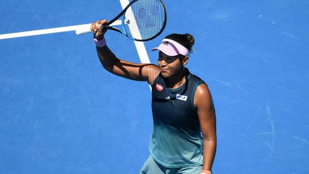 Osaka steht im Halbfinale der Australian Open - Bildquelle: AFPSIDWilliam WEST