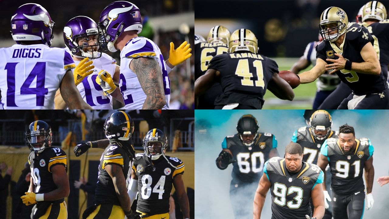 So viele Top-100-Spieler haben die NFL-Teams - Bildquelle: Imago