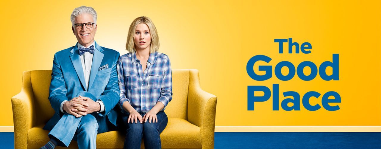 (1. Staffel) - The Good Place - Artwork - Bildquelle: 2016 Universal Television LLC. ALL RIGHTS RESERVED.
