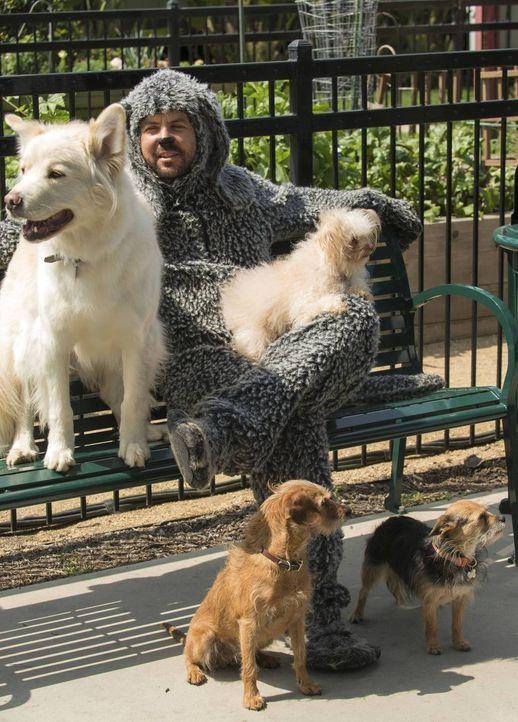 Noch ist Wilfred (Jason Gann) ganz begeistert von der Hundeschule ... - Bildquelle: 2013 Bluebush Productions, LLC. All rights reserved.
