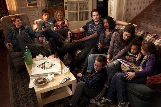 Shameless - Während sich Frank wie gewohnt betrinkt, sieht die Familie zusamm...