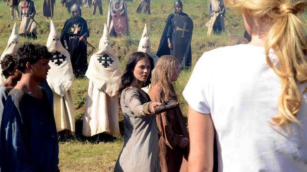 Das-verlorene-Labyrinth-Teil1-44-Tandem-Film-Afrika - Bildquelle: SAT.1/2011...